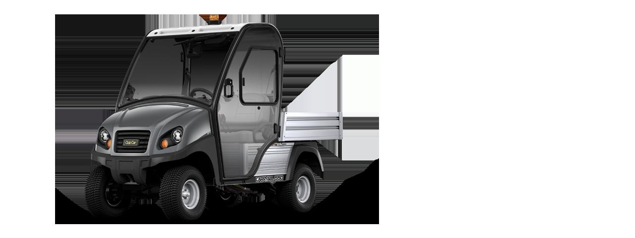 Custom Designed Tractor Cab for Club Car