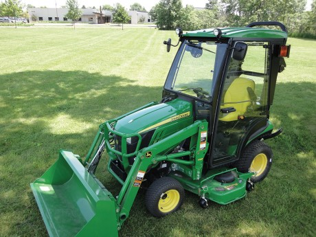 John Deere 1 Series Tractor Cab by Custom Products