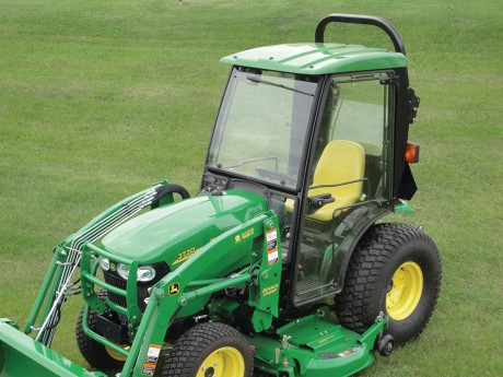 John Deere 2520 Cab by Custom Products