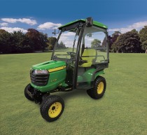 John Derre X700 Signature Series Tractor Cab by Custom Products
