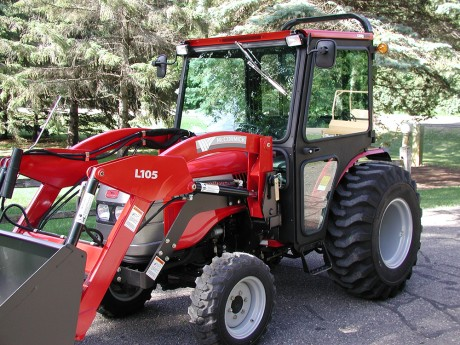McCormick EZ Cab by Custom Products