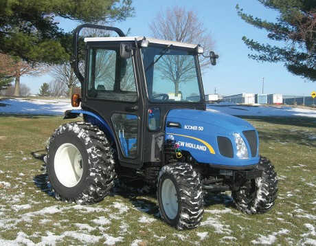 New Holland EZ Cab by Custom Products