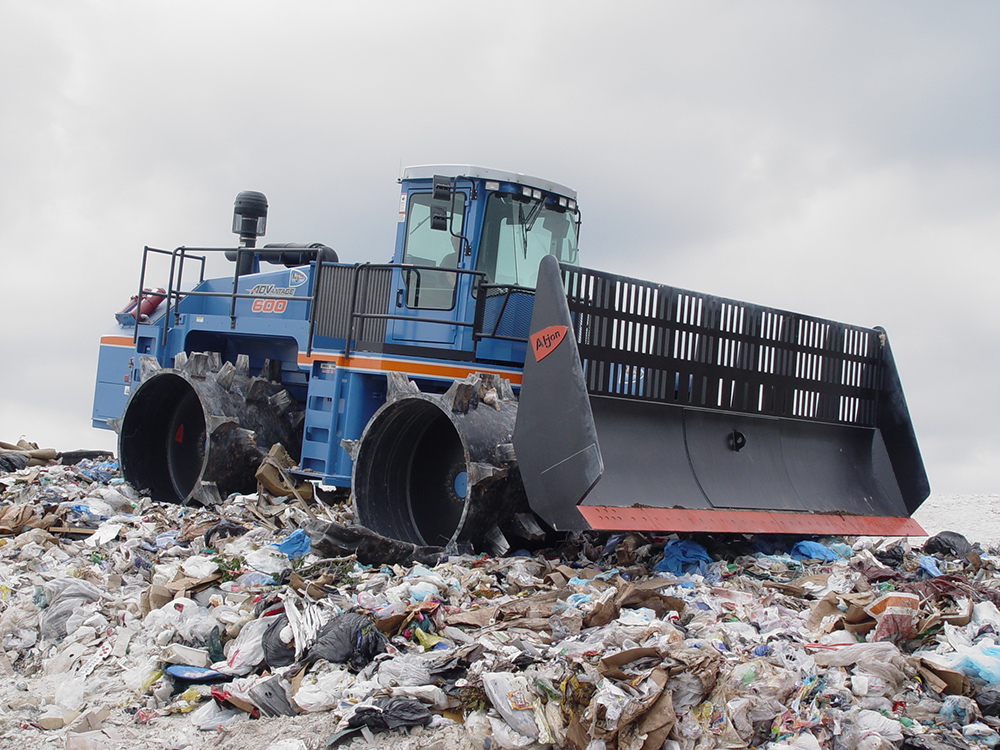 Aljon Landfill Compactors : Custom products of litchfield inc gallery